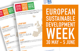 European sustainable week 30 may- 5 june